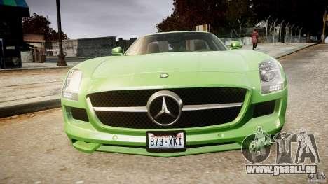 Mercedes-Benz SLS AMG 2010 [EPM] pour le moteur de GTA 4