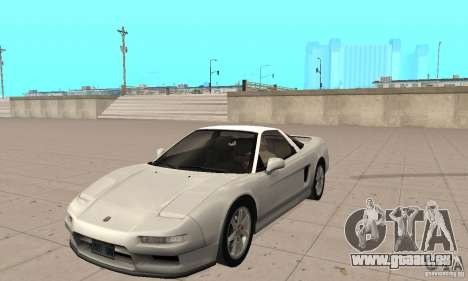 Acura NSX 1991 pour GTA San Andreas