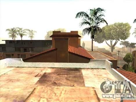 Karte für Parkour und bmx für GTA San Andreas fünften Screenshot