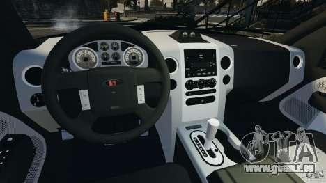 Saleen S331 [Final] pour GTA 4 Vue arrière