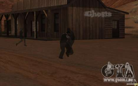 Créatures mystiques pour GTA San Andreas cinquième écran