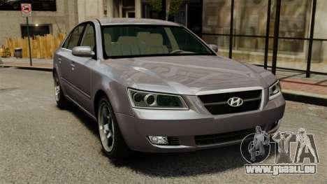 Hyundai Sonata 2008 für GTA 4