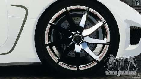 Koenigsegg Agera R v2.0 [EPM] für GTA 4 Seitenansicht