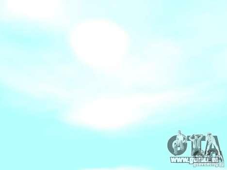 Timecyc - Purple Night v2.1 für GTA San Andreas her Screenshot