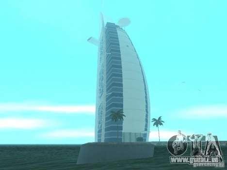 New Dubai mod pour GTA San Andreas