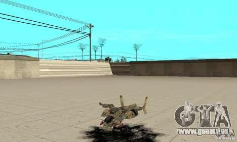 Hawk für GTA San Andreas