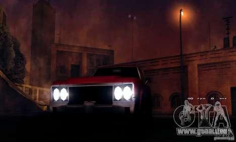 RAGE ENB für GTA San Andreas dritten Screenshot