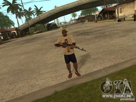 AK-74 de Arma II pour GTA San Andreas deuxième écran