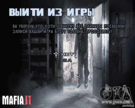 Bildschirme von Mafia 2 laden für GTA San Andreas zweiten Screenshot