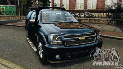 Chevrolet Tahoe LCPD SWAT für GTA 4