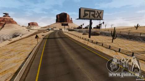 Ambush Canyon pour GTA 4 cinquième écran