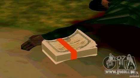 Actions de MMM v2 pour GTA San Andreas