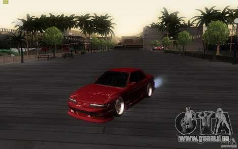 Nissan Silvia S13 Clean Edition pour GTA San Andreas