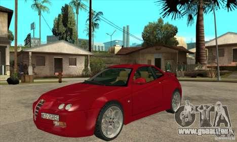 Alfa Romeo GTV für GTA San Andreas