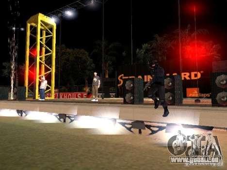 Konzert des AK-47 für GTA San Andreas achten Screenshot