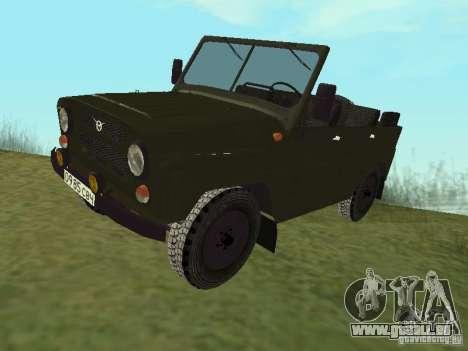 UAZ 469 pour GTA San Andreas