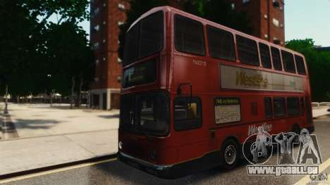 London City Bus für GTA 4