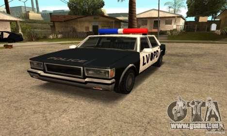 Helle Blinker für GTA San Andreas dritten Screenshot
