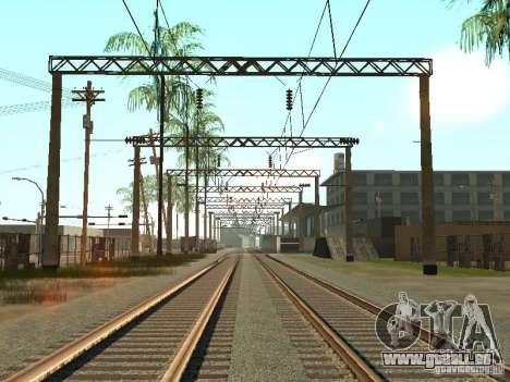 Kontakt im Netzwerk 2 für GTA San Andreas zweiten Screenshot