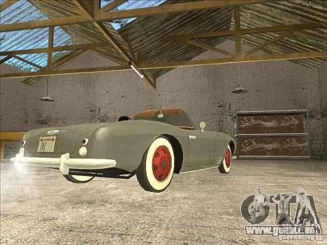 IWS 508 pour GTA San Andreas laissé vue