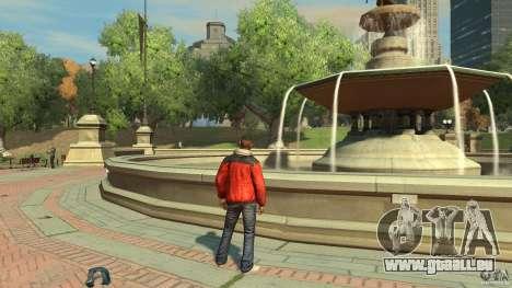 Belle végétation pour GTA 4 troisième écran