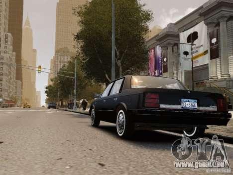Oldsmobile Cutlass Ciera 1993 für GTA 4 rechte Ansicht