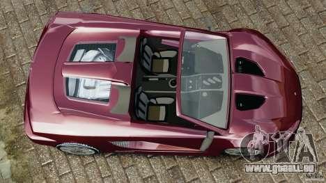 K-1 Attack Roadster v2.0 für GTA 4 rechte Ansicht