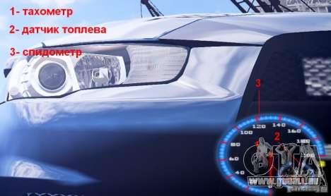 Fuel mod v3.0.0 (BETA) für GTA 4 weiter Screenshot