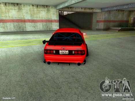 Mazda RX7 für GTA San Andreas rechten Ansicht
