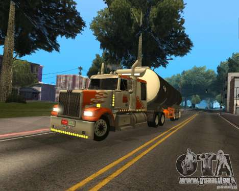 Western Star 4900 EX pour GTA San Andreas