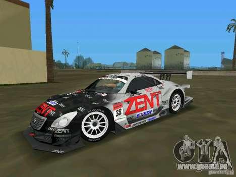 Lexus SC430 GT für GTA Vice City linke Ansicht