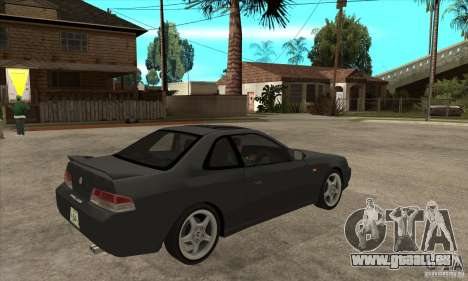 Honda Prelude SiR pour GTA San Andreas vue de droite
