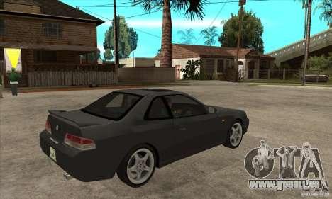 Honda Prelude SiR für GTA San Andreas rechten Ansicht