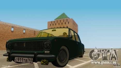 VAZ 2101 Low & Classic für GTA San Andreas linke Ansicht