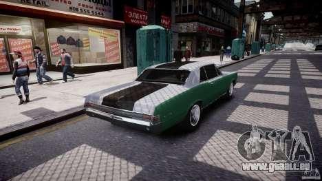 Pontiac GTO 1965 v3.0 für GTA 4 obere Ansicht