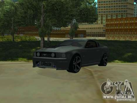 Ford Mustang GTS pour GTA San Andreas