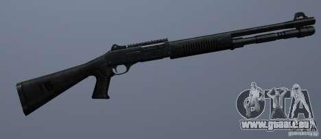 XM1014 für GTA San Andreas her Screenshot
