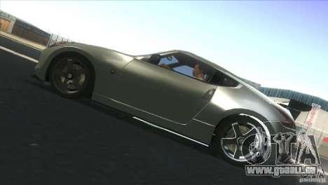 Nissan 370Z Drift 2009 V1.0 pour GTA San Andreas vue de droite