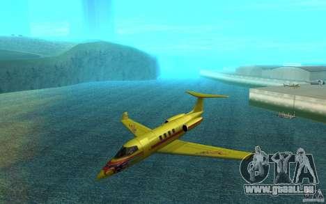 Shamal 1.0 Final für GTA San Andreas