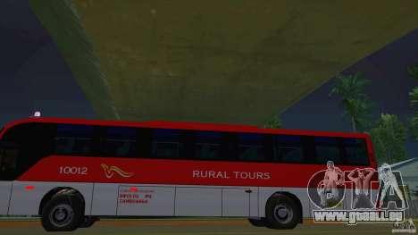 Rural Tours 10012 pour GTA San Andreas vue de droite
