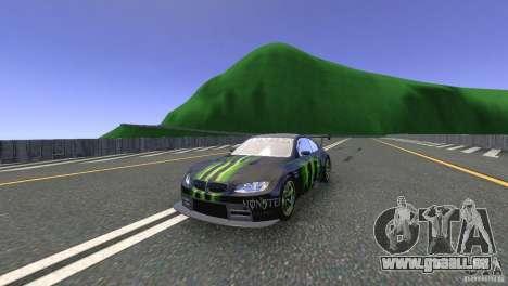 BMW M3 Monster Energy pour GTA 4