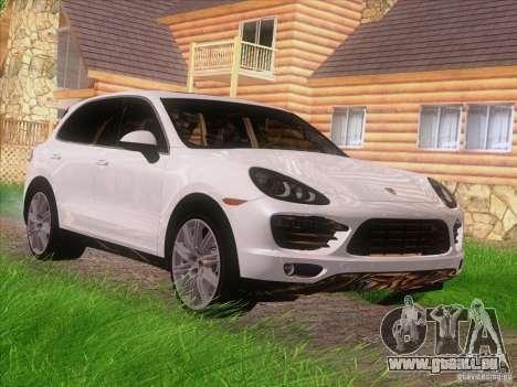Porsche Cayenne Turbo 958 2011 V2.0 pour GTA San Andreas