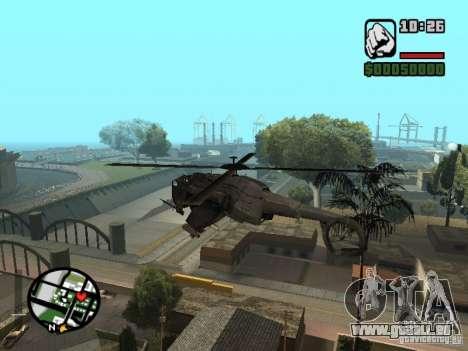 HL 2 VERT v1 pour GTA San Andreas