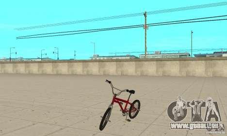 SA BMX für GTA San Andreas