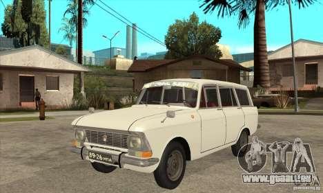 AZLK 427 für GTA San Andreas