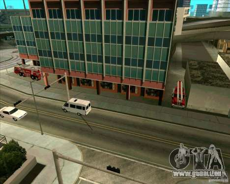 Priparkovanyj Transport V 3,0-Final für GTA San Andreas zehnten Screenshot