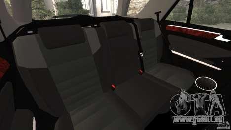 Mercedes-Benz ML63 AMG Brabus pour GTA 4 est un côté