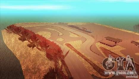The Ebisu South Circuit pour GTA San Andreas sixième écran