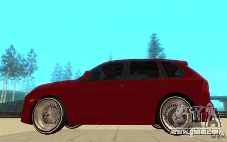 Wheel Mod Paket pour GTA San Andreas neuvième écran