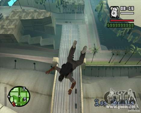School mod pour GTA San Andreas deuxième écran